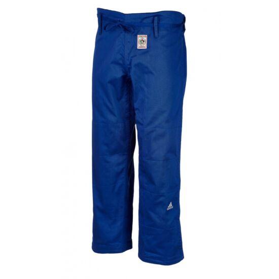 Adidas IJF kék judo nadrág JT275